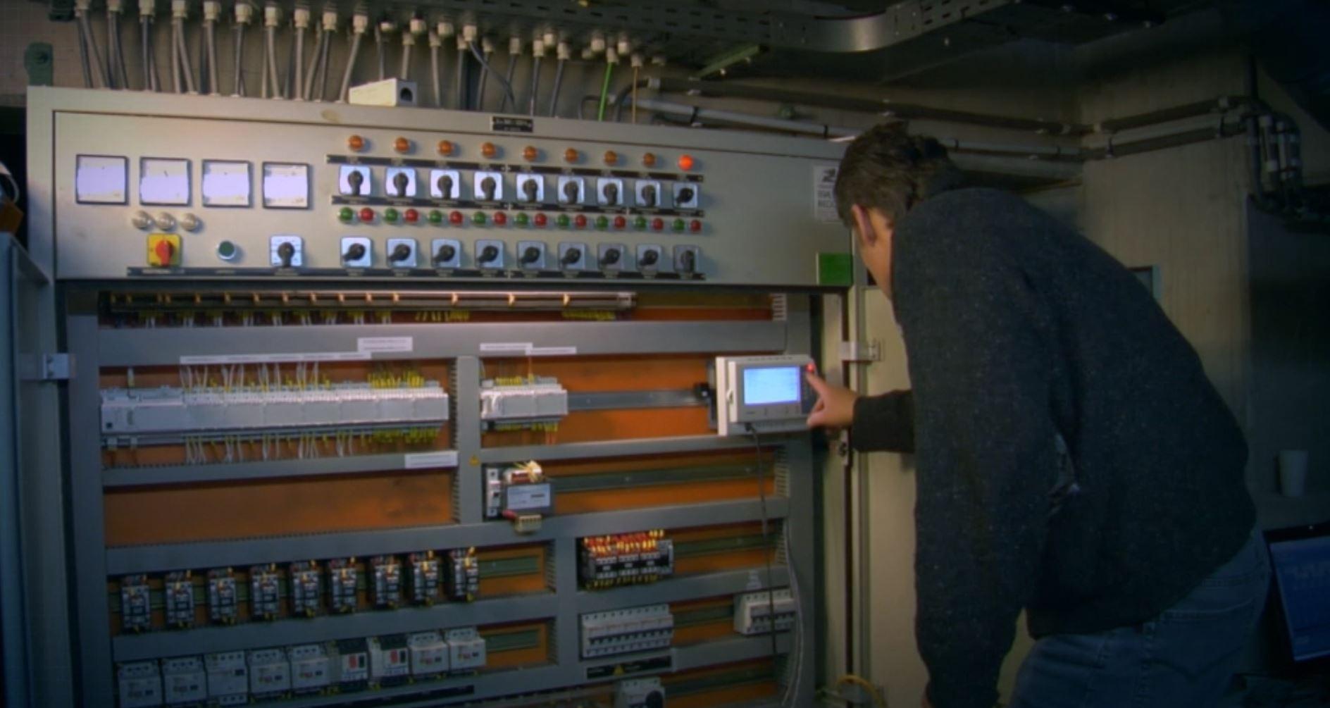 Onderhoud & Service HVAC-regeling