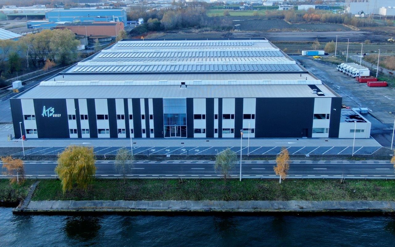 Nieuwe site in Gent is Energieneutraal